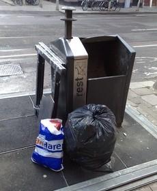 overlast in de openbare ruimte